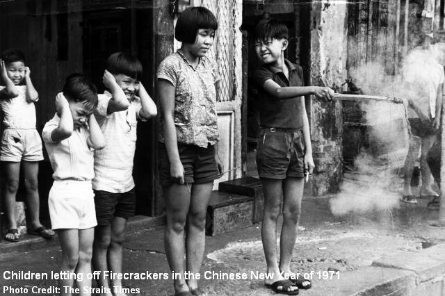 firecrackers 1971