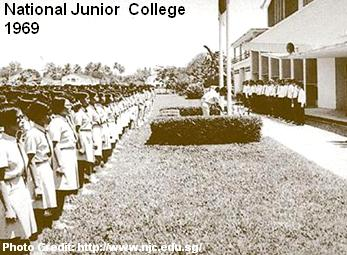 national junior college 1969