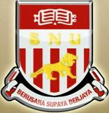 sang nila utama secondary school crest