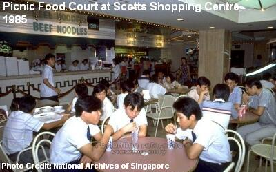 scotts-shopping-centre-picnic-food-court-1985