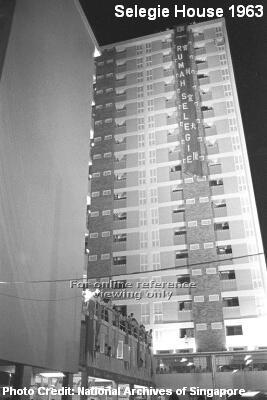 selegie house 1963