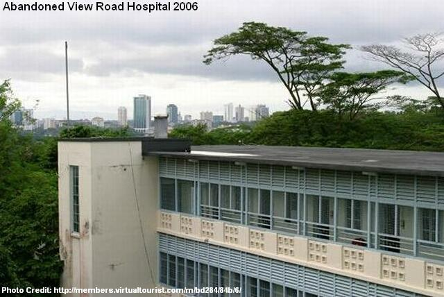 view road hospital 2006