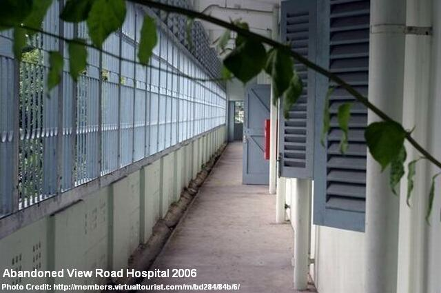 view road hospital2 2006