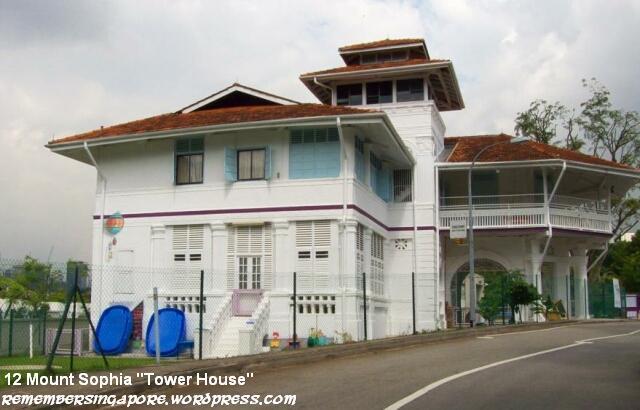12 mount sophia tower house