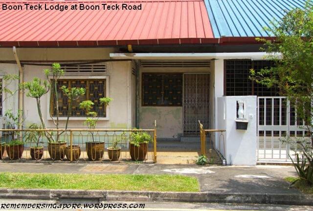 boon teck lodge