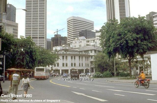 cecil street 1980