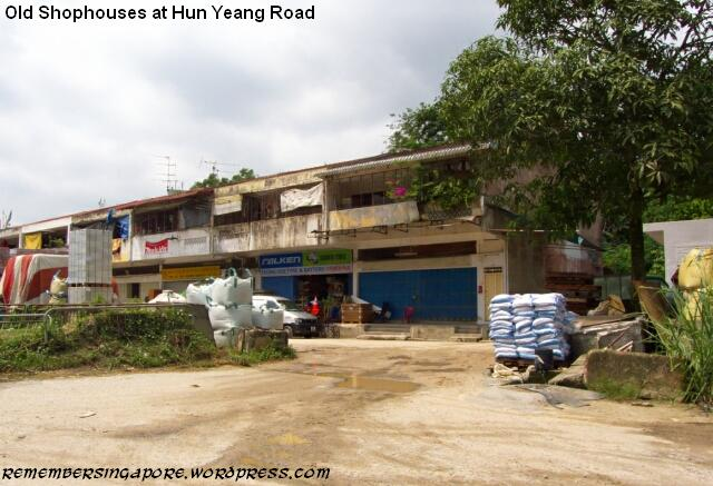 hun yeang road shophouses