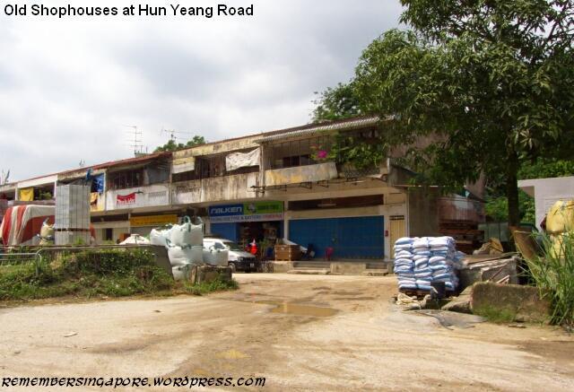 hun yeang road shophouses