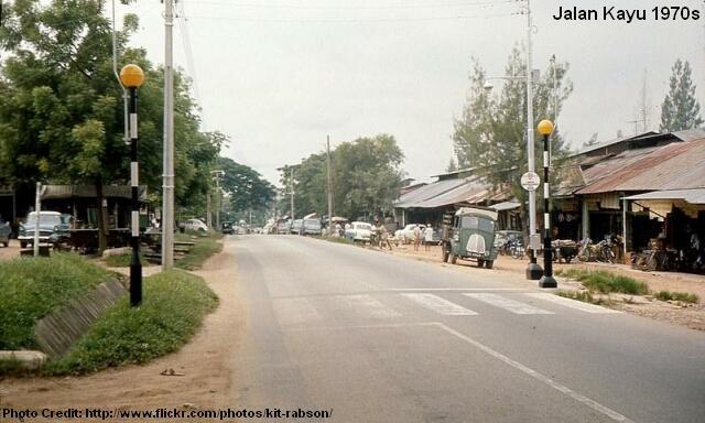 jalan kayu 1970s