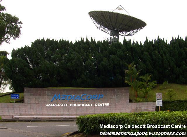 mediacorp caldecott broadcast centre