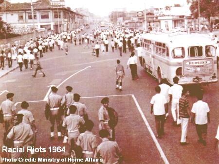 riots 1964