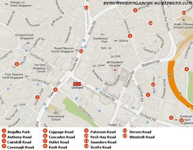 sg road names - orchard map v2