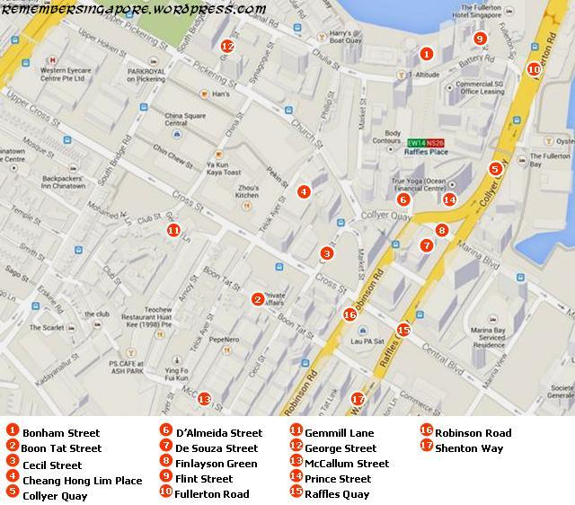sg road names - raffles place map v2