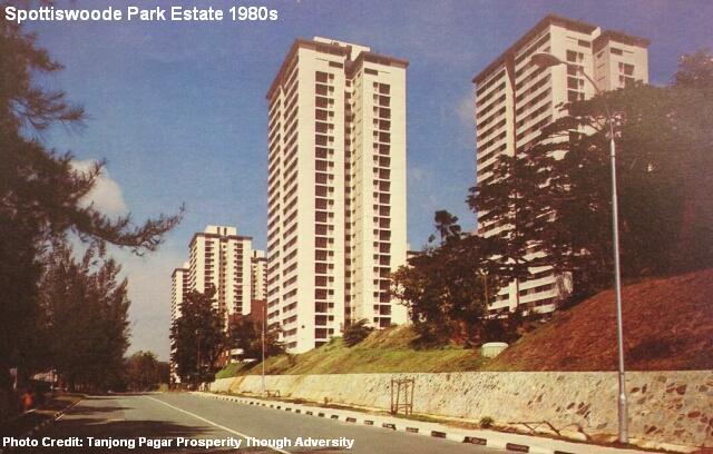 spottiswoode park estate 1980s