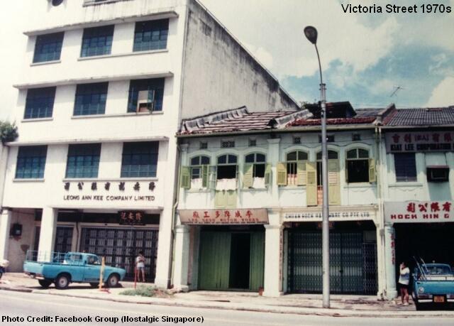victoria street 1970s
