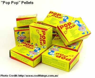 pop pop pellets