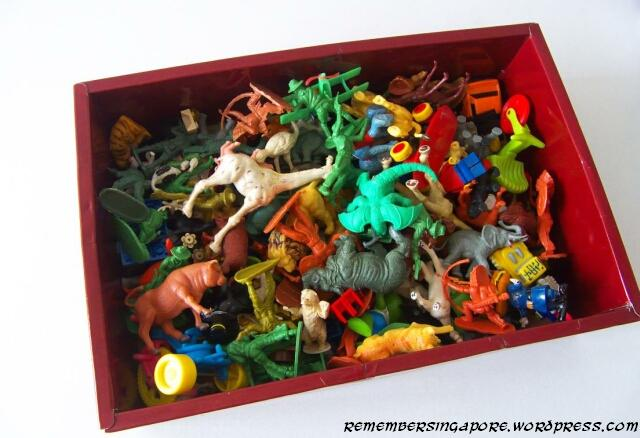 my vintage toys 80s