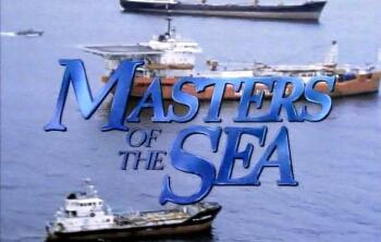 masters of the sea 1994