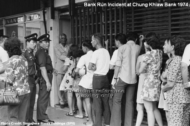 chung khiaw bank run 1974
