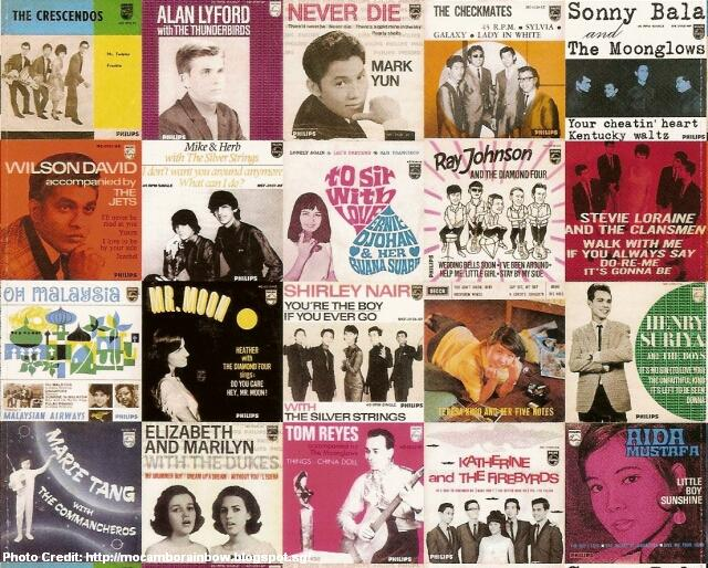 singapore music 1960s