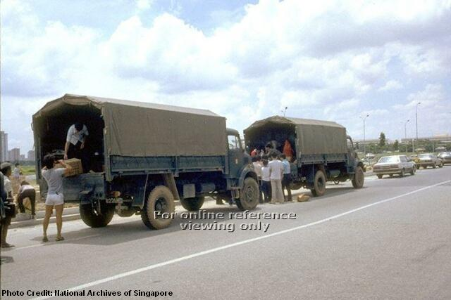 tekong temple resettlement 1992-4