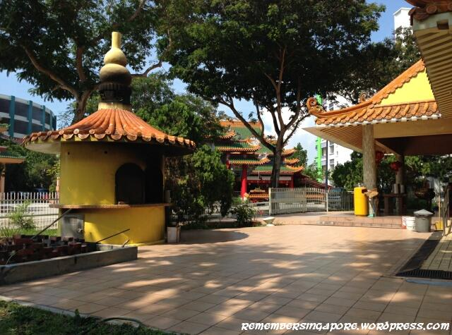 tian kong buddhist temple bedok north