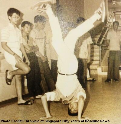 breakdancing 1984