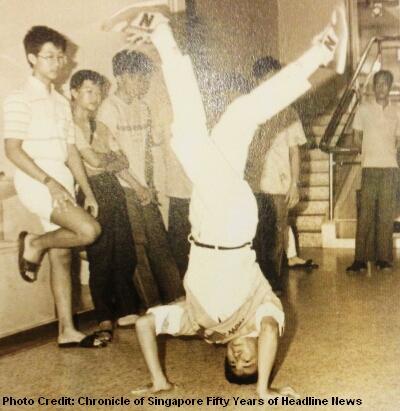 breakdancing 1984
