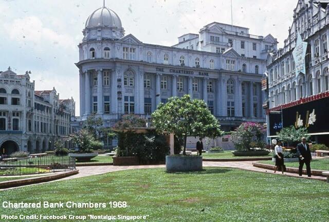 chartered bank 1968