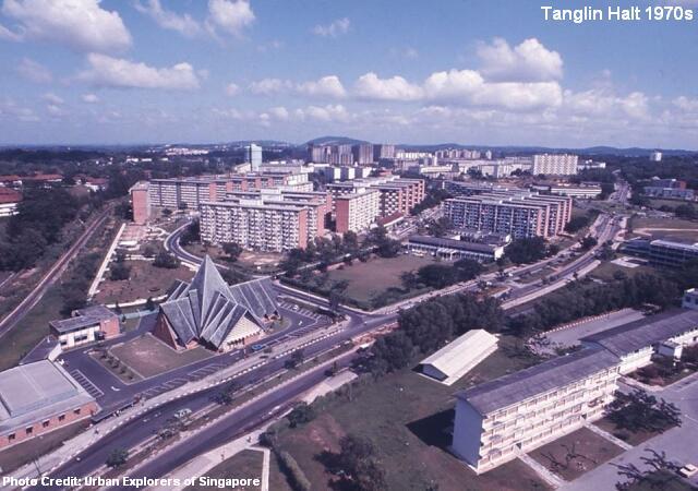 tanglin halt 1970s