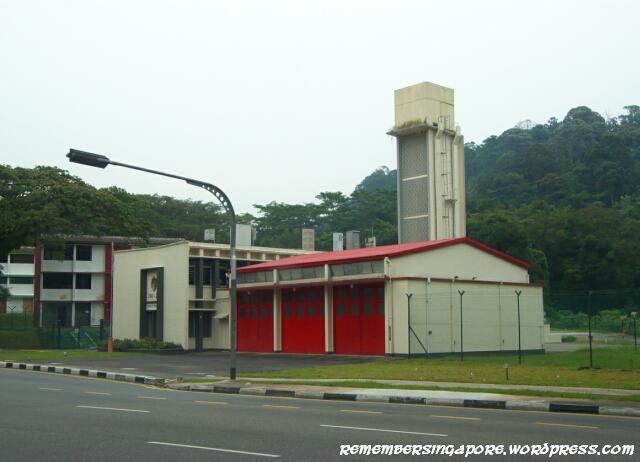 former bukit timah fire station