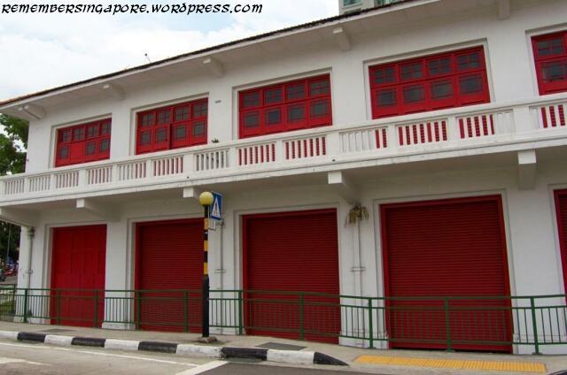 former paya lebar fire station