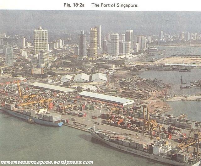 1982 port of singapore