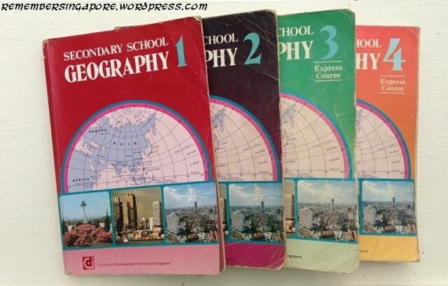old cdis geography textbooks