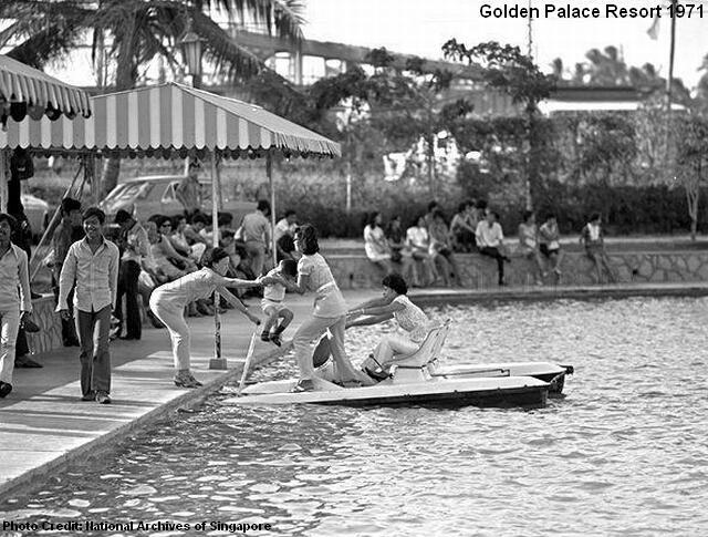 golden palace resort 1971