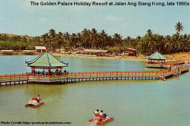 golden palace resort late 1960s