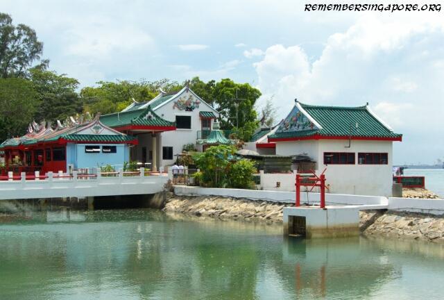 kusu island tua pek kong temple