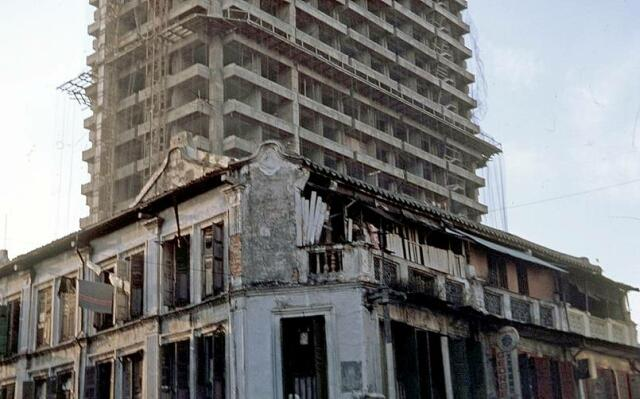 singapore 1972-7