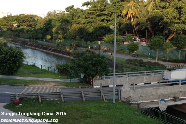 sungei tongkang canal 2015