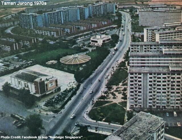 taman jurong 1970s