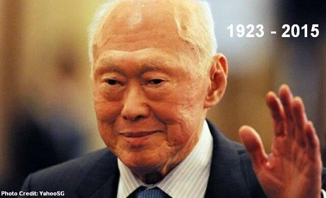 lee kuan yew 1923-2015