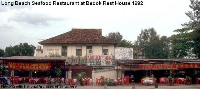bedok rest house long beach seafood 1992