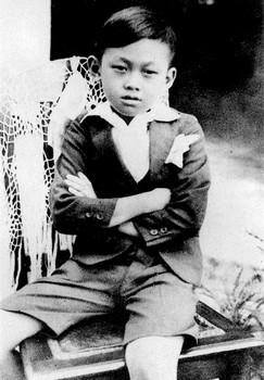 lee kuan yew young