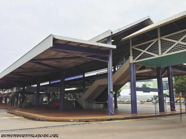 old yishun bus interchange