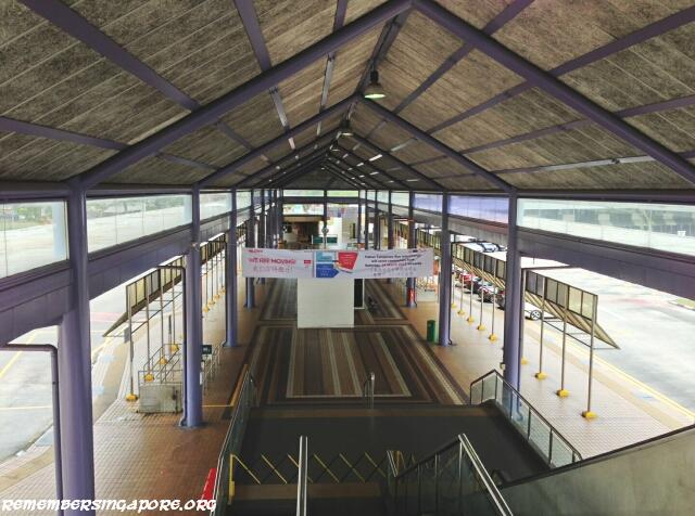old yishun bus interchange12