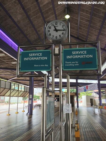 old yishun bus interchange4
