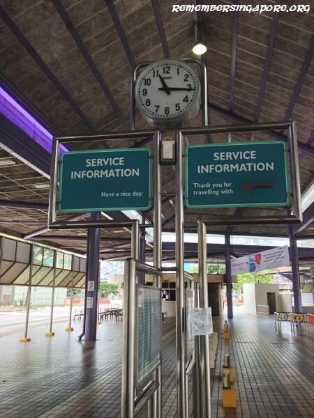 old yishun bus interchange4