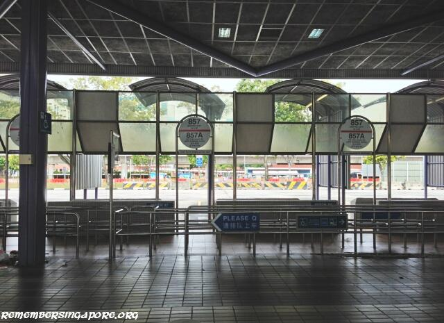 old yishun bus interchange7