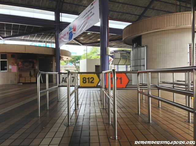 old yishun bus interchange9