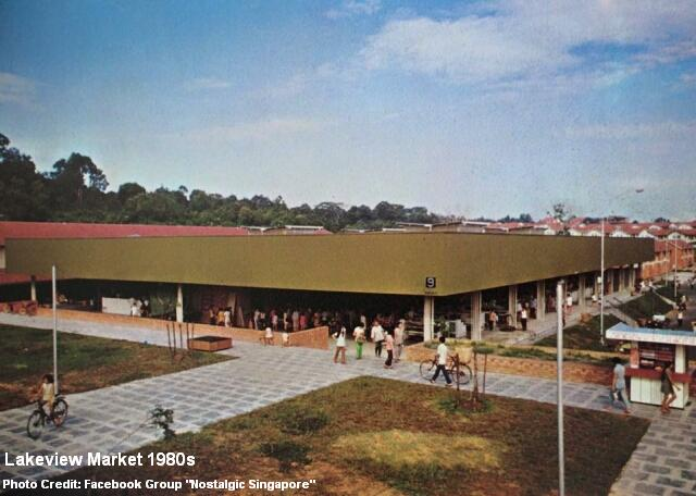 lakeview market 1980s